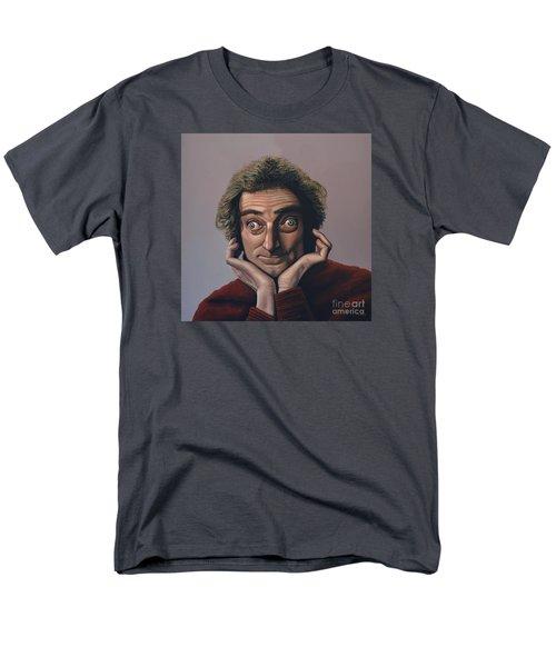 Marty Feldman Men's T-Shirt  (Regular Fit) by Paul Meijering