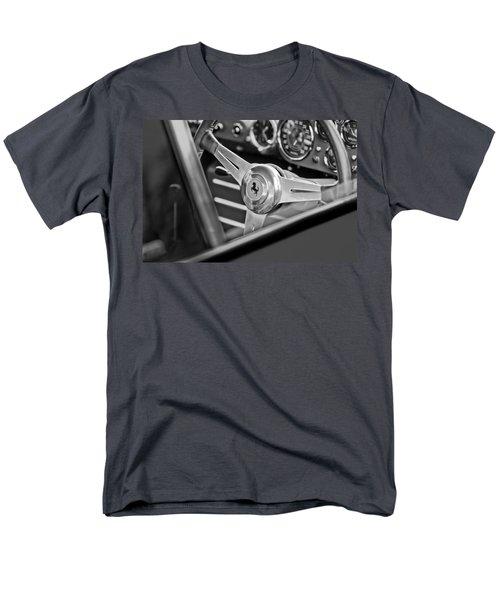 Ferrari Steering Wheel T-Shirt by Jill Reger