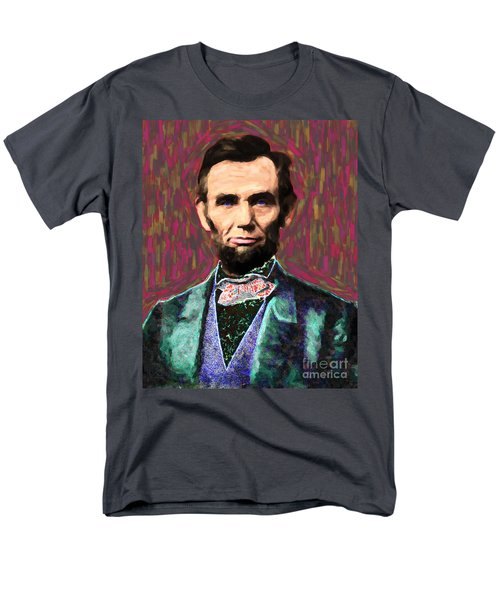 Abe 20130115 T-Shirt by Wingsdomain Art and Photography