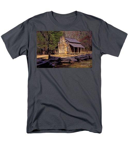 Appalachian Homestead T-Shirt by Paul W Faust -  Impressions of Light
