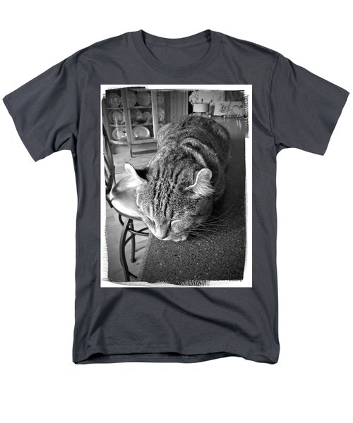 Bad Cat T-Shirt by Susan Leggett