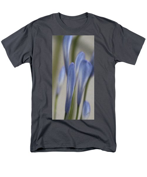 Before - Lily Of The Nile T-Shirt by Ben and Raisa Gertsberg