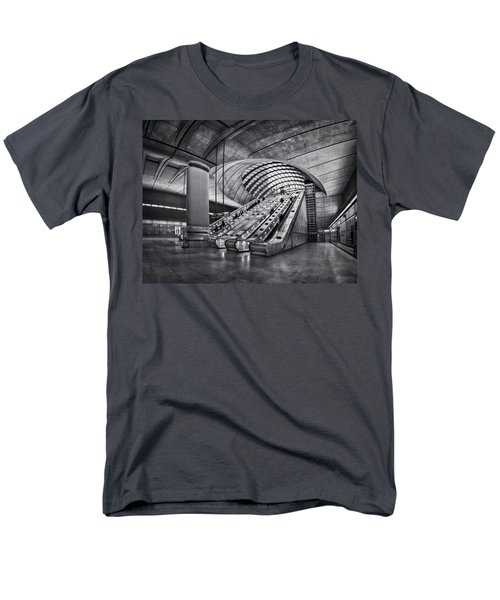 Beneath The Surface Of Reality Men's T-Shirt  (Regular Fit) by Evelina Kremsdorf