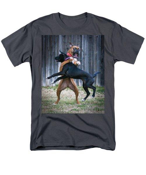 Best of Friends T-Shirt by Jeff Mize