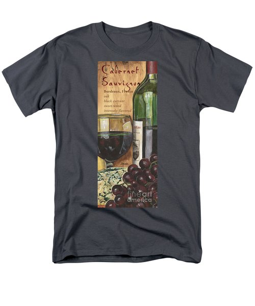 Cabernet Sauvignon T-Shirt by Debbie DeWitt