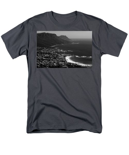 Camps Bay Cape Town T-Shirt by Aidan Moran