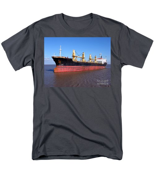 Cargo Ship T-Shirt by Olivier Le Queinec