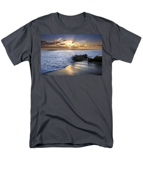 Catching the Light T-Shirt by Debra and Dave Vanderlaan