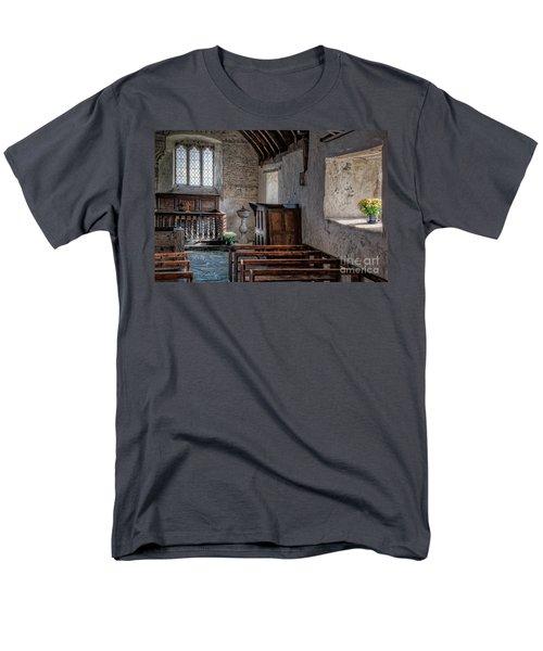 Celynnin Church v2 T-Shirt by Adrian Evans