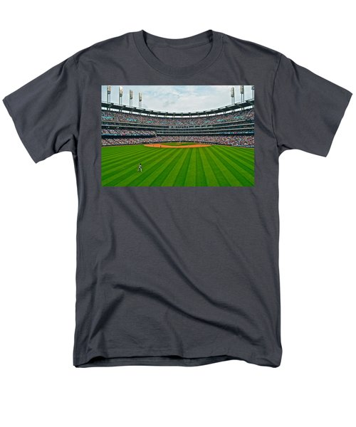 Center Field T-Shirt by Frozen in Time Fine Art Photography