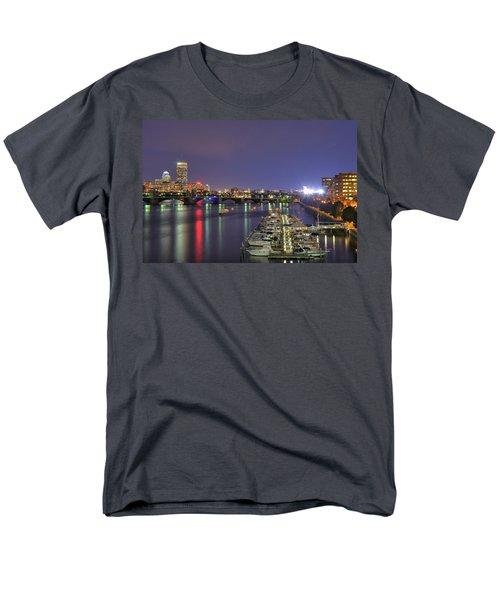 Charles River Country Club T-Shirt by Joann Vitali