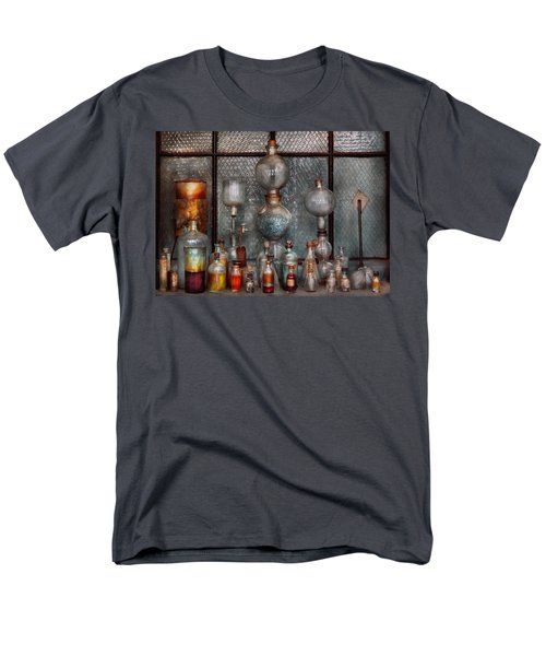 Chemist - The Apparatus T-Shirt by Mike Savad