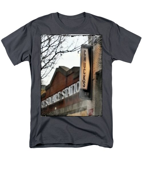 Chuck's Raleigh T-Shirt by Paulette B Wright