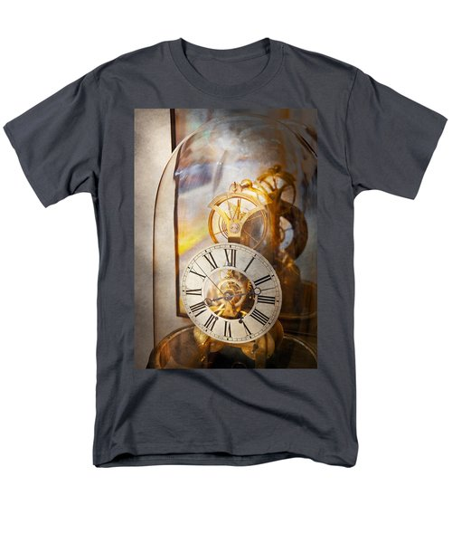 Clockmaker - A look back in time T-Shirt by Mike Savad