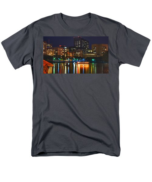 Colors on the Charles T-Shirt by Joann Vitali