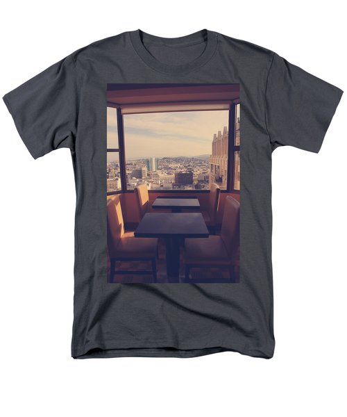 Continental Breakfast T-Shirt by Laurie Search