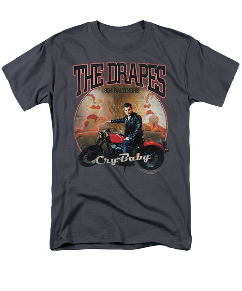 Cry Baby - Drapes Men's T-Shirt  (Regular Fit) by Brand A