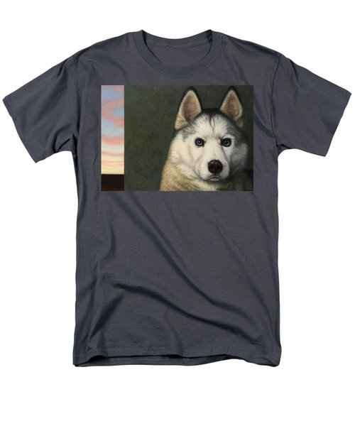 Dog-Nature 9 T-Shirt by James W Johnson