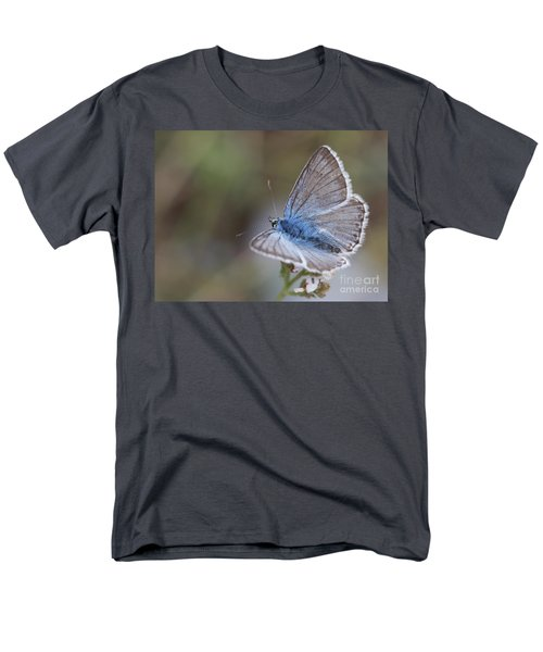 Eastern Baton Blue  T-Shirt by Amos Dor