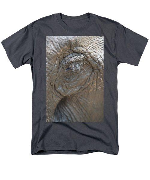Elephant Eye Chiang Mai, Thailand T-Shirt by Stuart Corlett