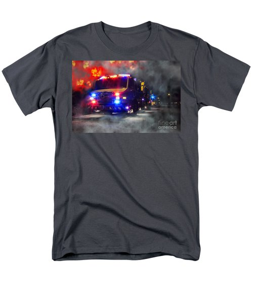 Emergency T-Shirt by Olivier Le Queinec