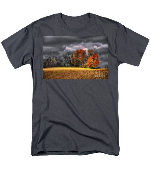 Falling Into Winter T-Shirt by Lois Bryan