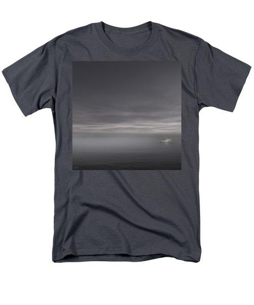 Foggy Stillness T-Shirt by Lourry Legarde