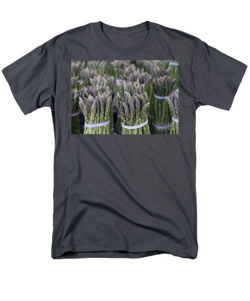 Fresh Asparagus Men's T-Shirt  (Regular Fit) by Mike  Dawson