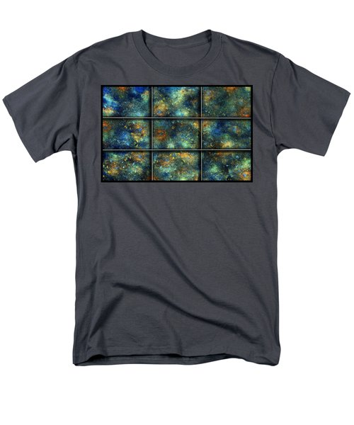 Galaxies II T-Shirt by Betsy C  Knapp