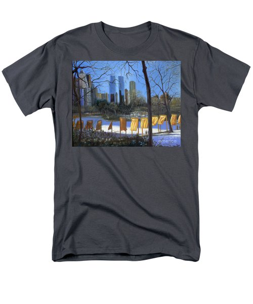 Gates of New York T-Shirt by Marlene Book