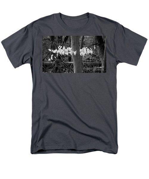 ghost leaves T-Shirt by Steven Ralser