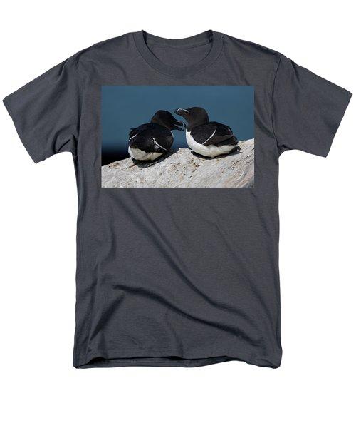 Gossip Mongers Men's T-Shirt  (Regular Fit) by Brent L Ander