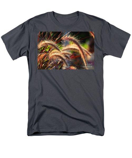 Grass ears T-Shirt by Elena Elisseeva
