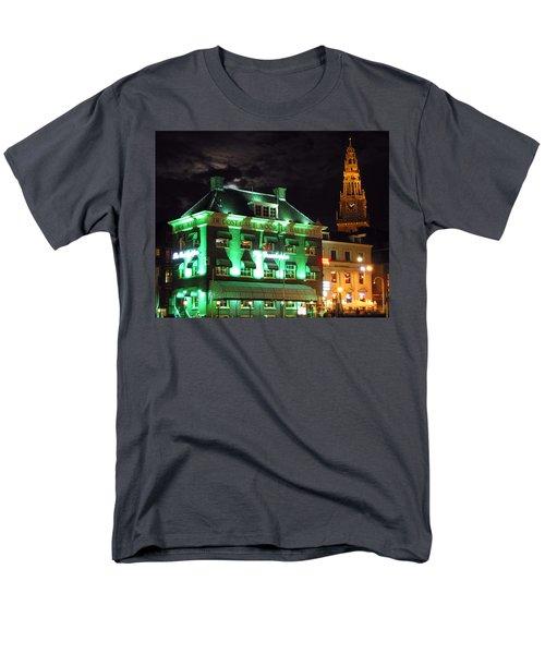 Grasshopper Bar Men's T-Shirt  (Regular Fit) by Adam Romanowicz