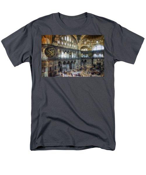 Hagia Sophia Interior T-Shirt by Joan Carroll