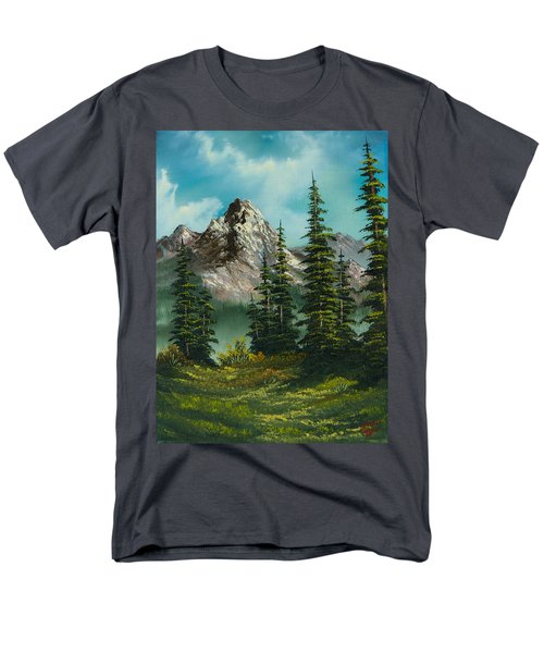 High Meadow T-Shirt by C Steele