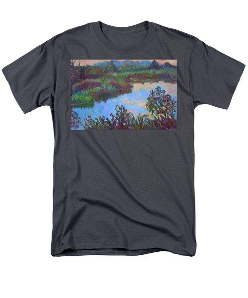 Huckleberry Line Trail Rain Pond T-Shirt by Kendall Kessler