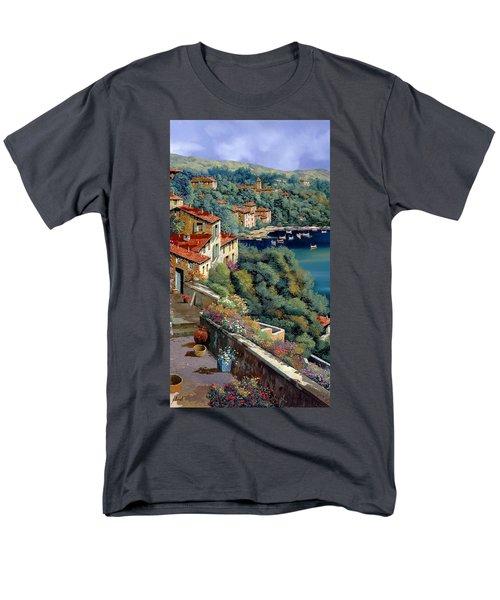 il promontorio T-Shirt by Guido Borelli