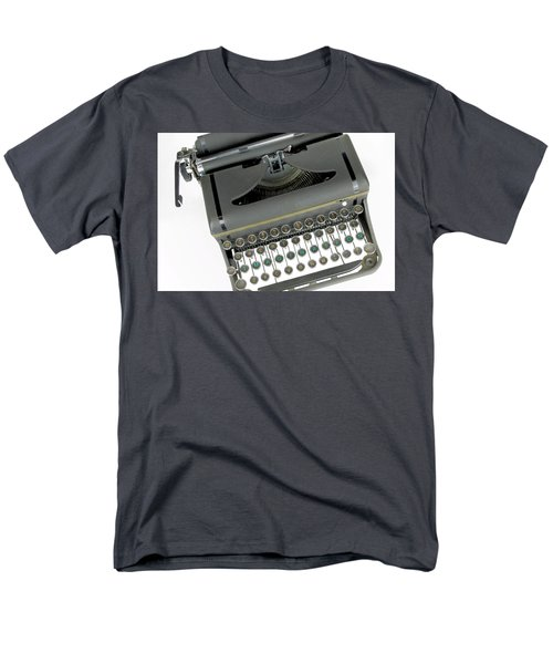 Imagination typewriter T-Shirt by Rudy Umans