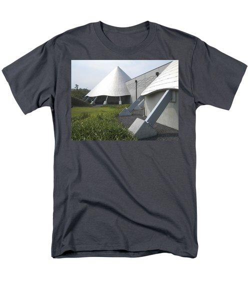 IMILOA ASTRONOMY CENTER - HILO HAWAII T-Shirt by Daniel Hagerman