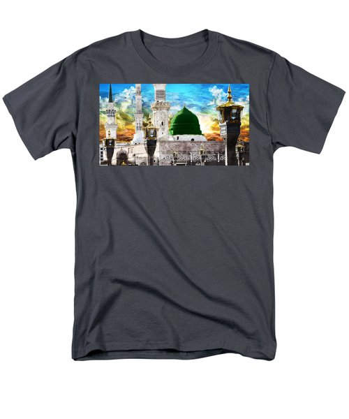 Islamic Painting 004 T-Shirt by Catf