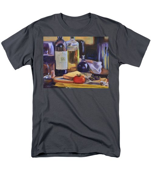Italian Kitchen T-Shirt by Donna Tuten
