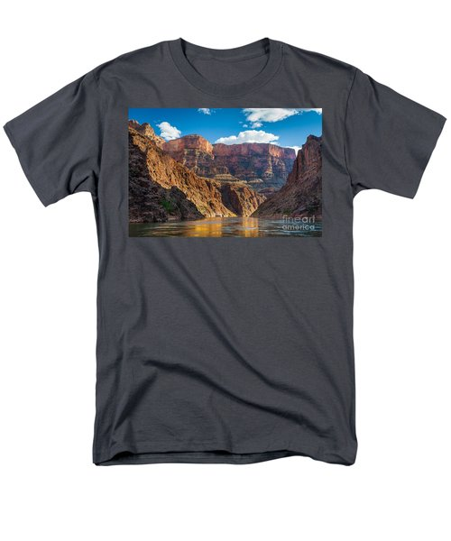 Journey Through The Grand Canyon Men's T-Shirt  (Regular Fit) by Inge Johnsson