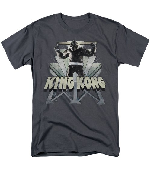 King Kong - 8th Wonder Men's T-Shirt  (Regular Fit) by Brand A