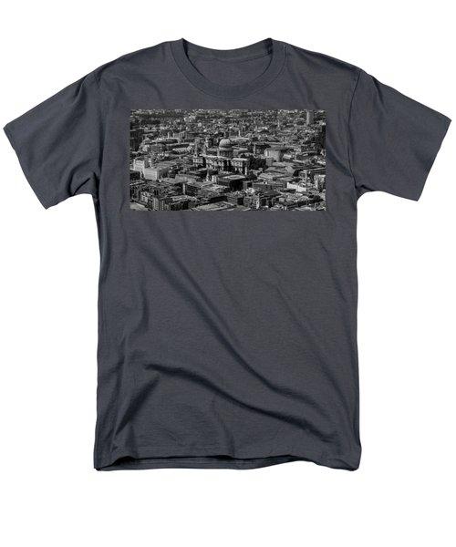 London Skyline Men's T-Shirt  (Regular Fit) by Martin Newman