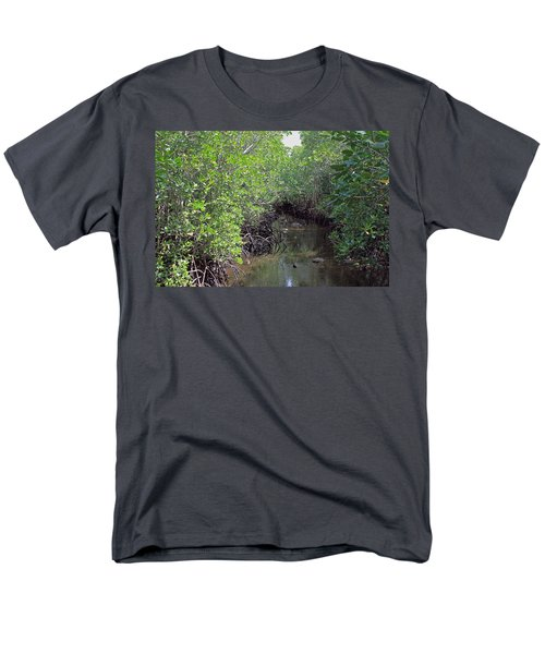 Mangrove Forest T-Shirt by Tony Murtagh