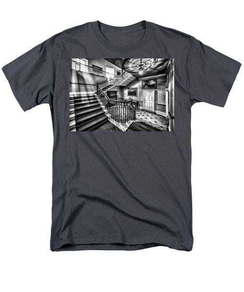 Mansion Stairway V2 T-Shirt by Adrian Evans