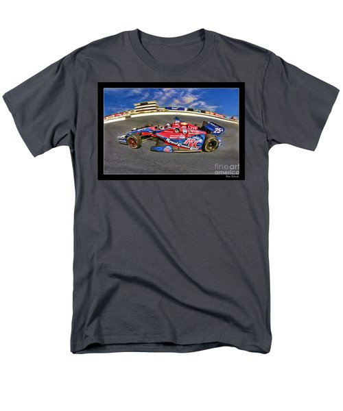 Marco Andretti T-Shirt by Blake Richards