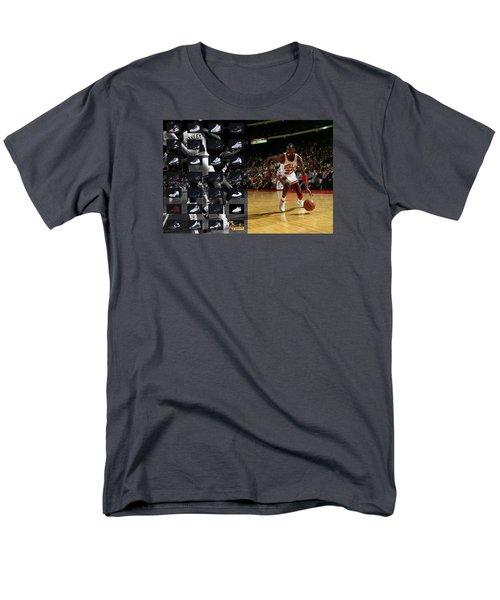 MICHAEL JORDAN SHOES T-Shirt by Joe Hamilton
