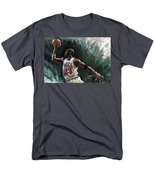 Michael Jordan T-Shirt by Ylli Haruni